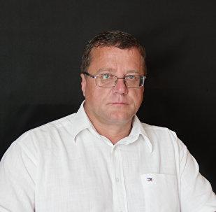 Председатель общественного объединения Паралимпийский комитет Республики Беларусь Олег Шепель