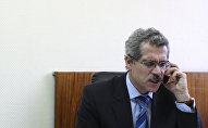 Директор ФГУП Антидопинговый центр Григорий Родченков.