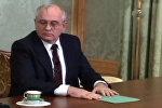 Спутник_Горбачев покидает Кремль – конец советской эпохи. Съемки 1991 года