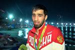 Спутник_Очень счастлив – дзюдоист Халмурзаев поделился эмоциями от победы на ОИ-2016