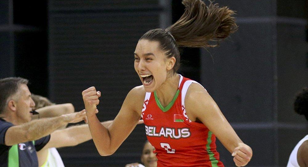 Белорусские баскетболистки одержали первую победу наОлимпиаде