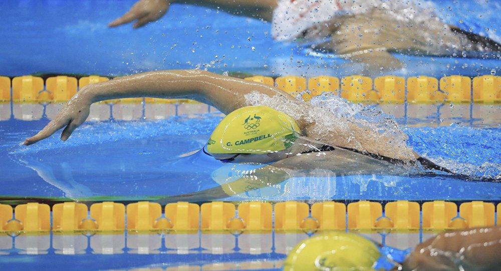 Александра Герасименя несмогла выйти вфинал наолимпийской стометровке вольным стилем