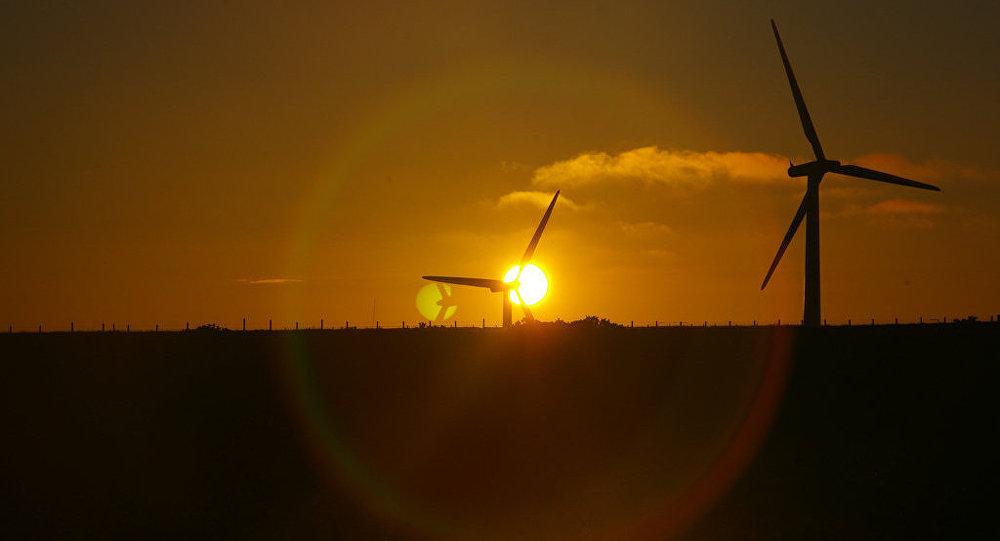 Шотландия на100% обеспечит себя электричеством спомощью ветра