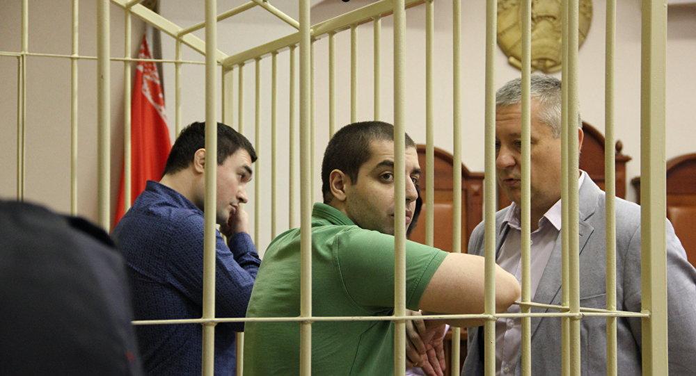 Обвинитель запросил для Казбека Япринцева иАрабяна по9 лет колонии