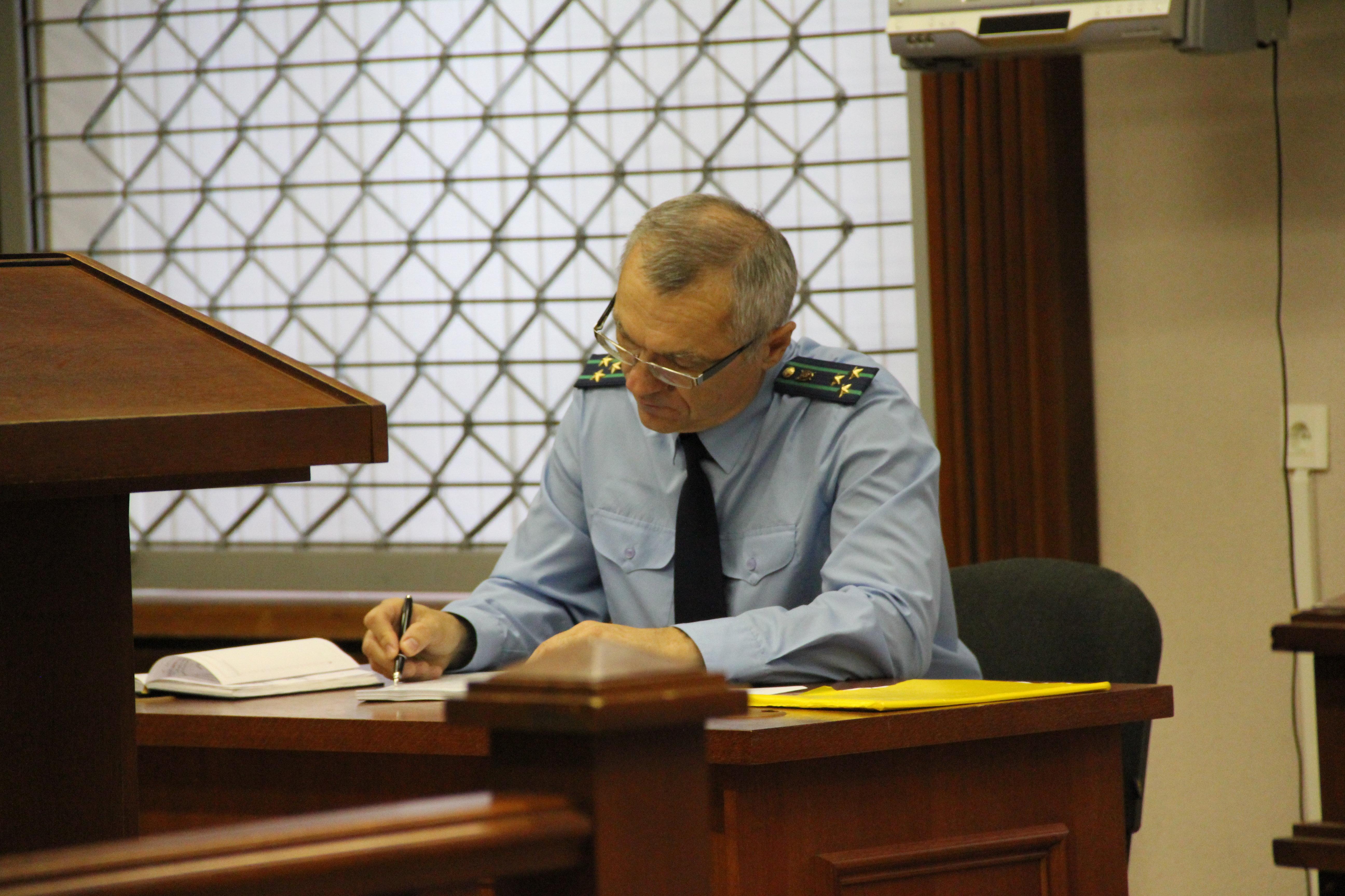 Обвинитель просит для Япринцева-младшего 9 лет тюрьмы, старший— отделается штрафом 1