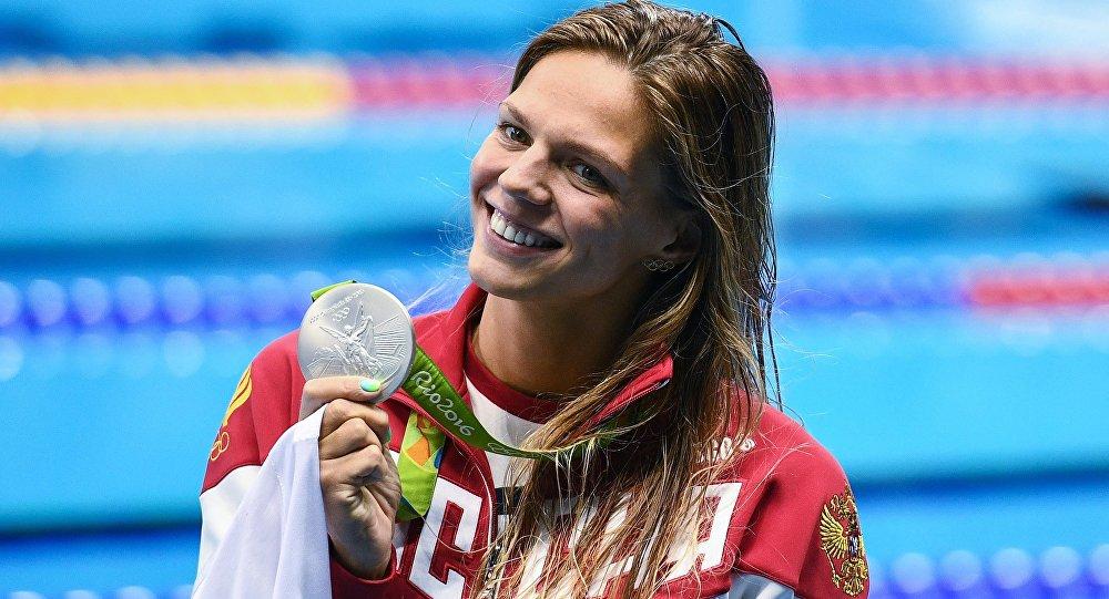 Ефимова вышла вфинал вплавании надистанции 200м брассом