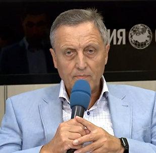 Віктар Грышын: працуем над падвойным дыпломам