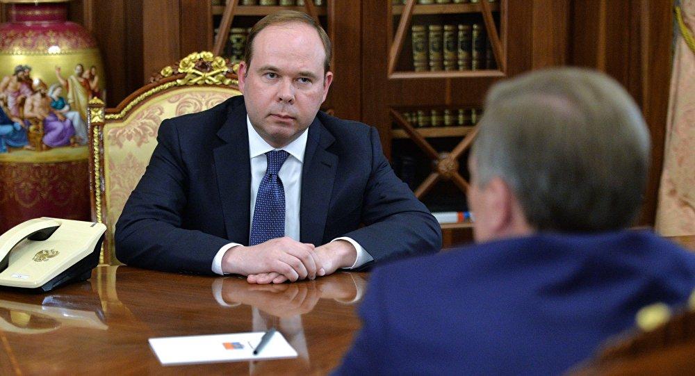 Путин освободил отдолжности руководителя собственной администрации Сергея Иванова