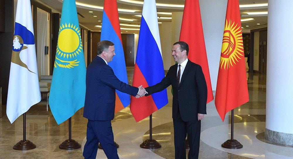 Пограничный кодекс ЕАЭС будет готов осенью— Андрей Кобяков