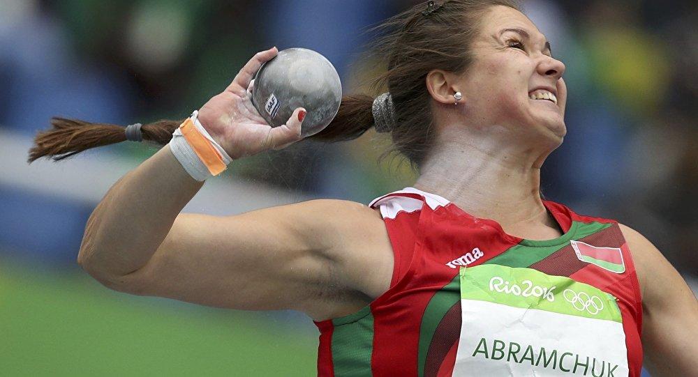 Две белоруски вышли вфинал Олимпиады-2016 втолкании ядра