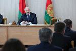 Во время совещания о социально-экономическом развитии Гродненской области, которое состоялось в Волковысском райисполкоме