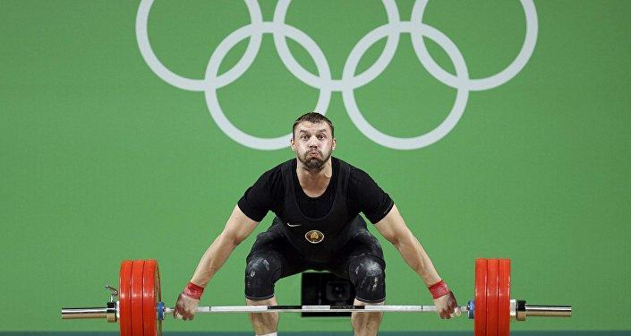 Вадим Стрельцов на Олимпиаде в Рио