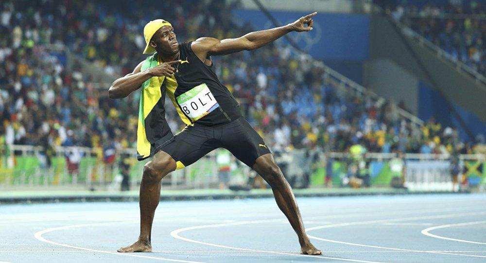 Усэйн Болт стал семикратным чемпионом Олимпиады
