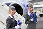 Авиакомпания Белавиа представила первый Boeing