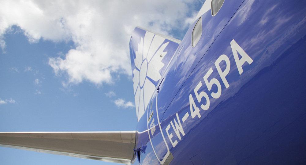 Беларусь ожидает отУкраины извинений завозвращение самолета
