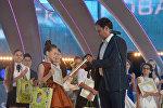 Призер Детской Новой волны Мария Мирова получила медиа-премию РИА Новости (Крым).