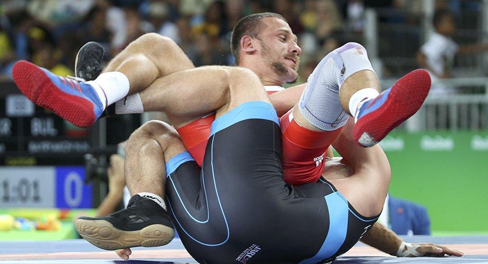 Джавид Гамзатов добыл для Республики Беларусь бронзу Олимпиады вгреко-римской борьбе