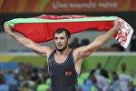 Бронзовый призер Игр-2016 Джавид Гамзатов