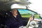 Александр Лукашенко совершил ознакомительную поездку по открывшемуся участку второй кольцевой дороги