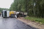 Авария под Новогрудком