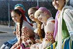 Салісты Дзяржаўнага ансамбля танца Беларускай ССР