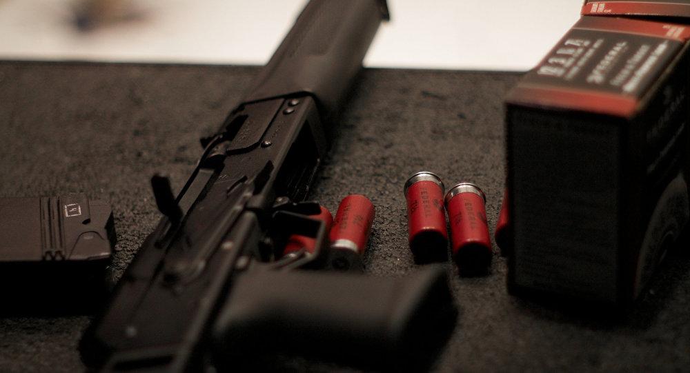 Житель россии пытался провезти через границу огнестрельное оружие ибоеприпасы