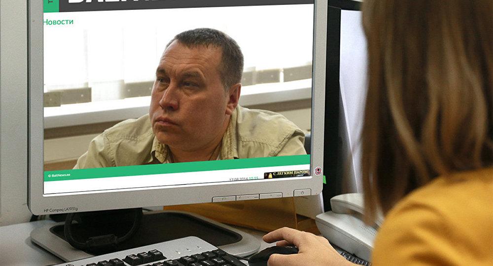 Генпрокуратура Эстонии арестовала репортера русских порталов «Балтия» иBaltnews
