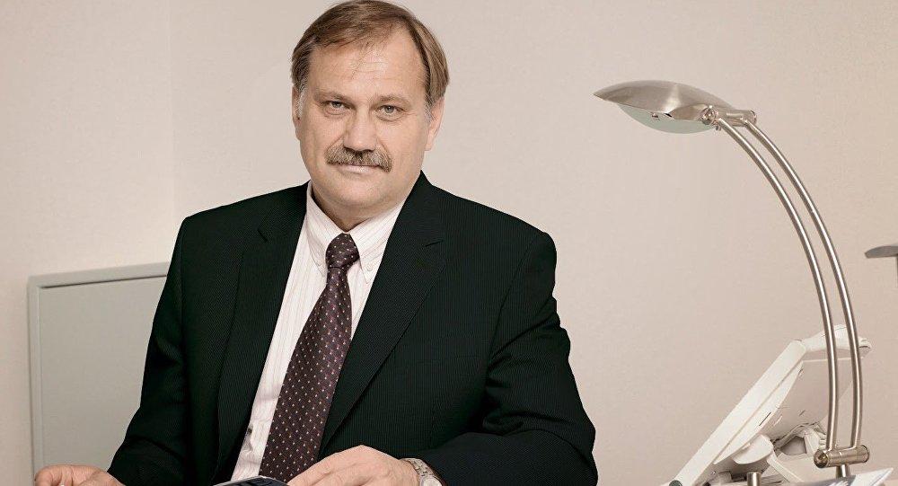 Совладелец и председатель правления IBA Group Сергей Левтеев