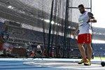 Павел Файдек на Олимпиаде в Рио