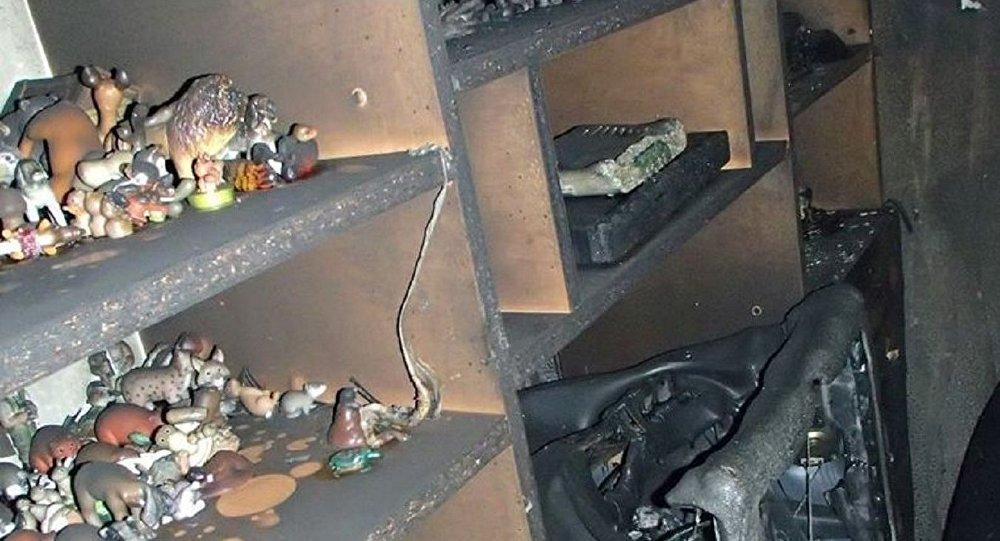 Cотрудники экстренных служб эвакуировали изобщежития «Минсктранса» 28 человек из-за пожара