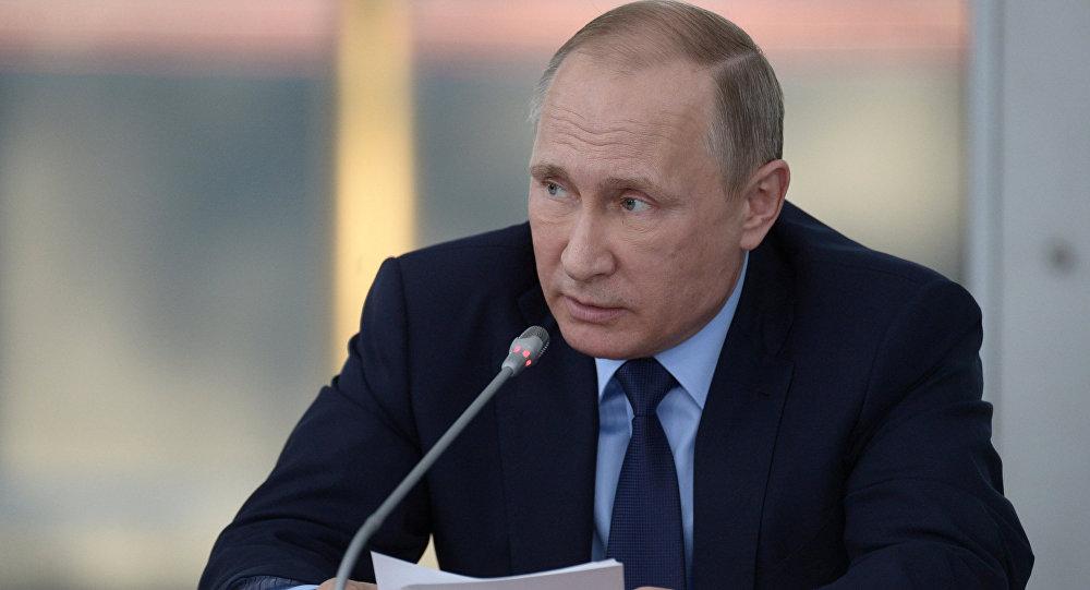 Путин прибыл вКрым насовещание Совета безопасности