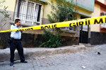 На месте взрыва в турецком Газиантепе