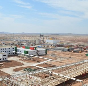 Строительство Гарлыкского ГОК в Туркменистане