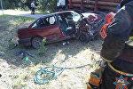 Авария в Логойском районе