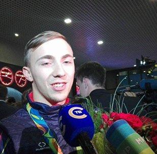 Олимпийский чемпион Владислав Гончаров