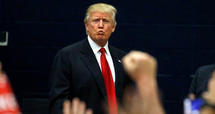 Статую голого Трампа выставят наторги вСША