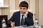 Вице-премьер крымского правительства Руслан Бальбек