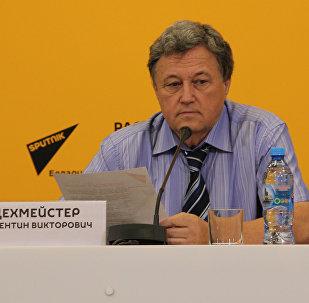 Директор Республиканского союза туристических организаций (РСТО) Валентин Цехмейстер