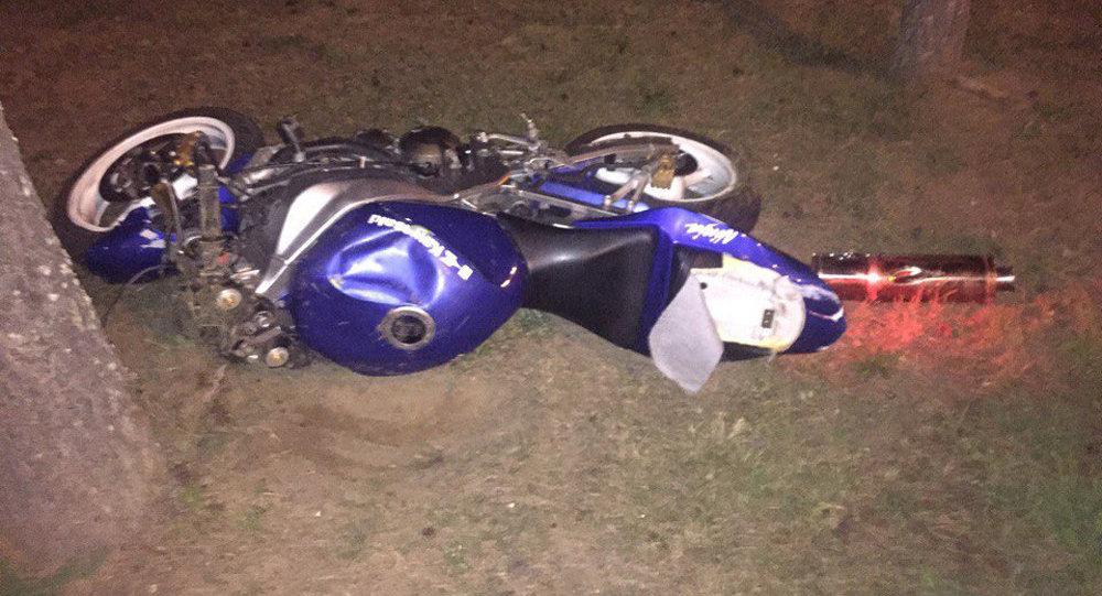 ВБорисове байкер сбил женщину— оба погибли
