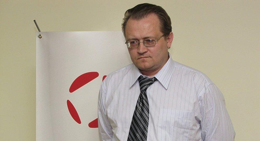 Политолог Юрий Шевцов