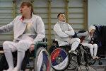 Фехтовальщики-паралимпийцы