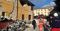 Наступствы землятрусу ў Італіі