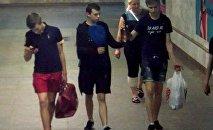Подозреваемые в избиении пожилого мужчины в Минске