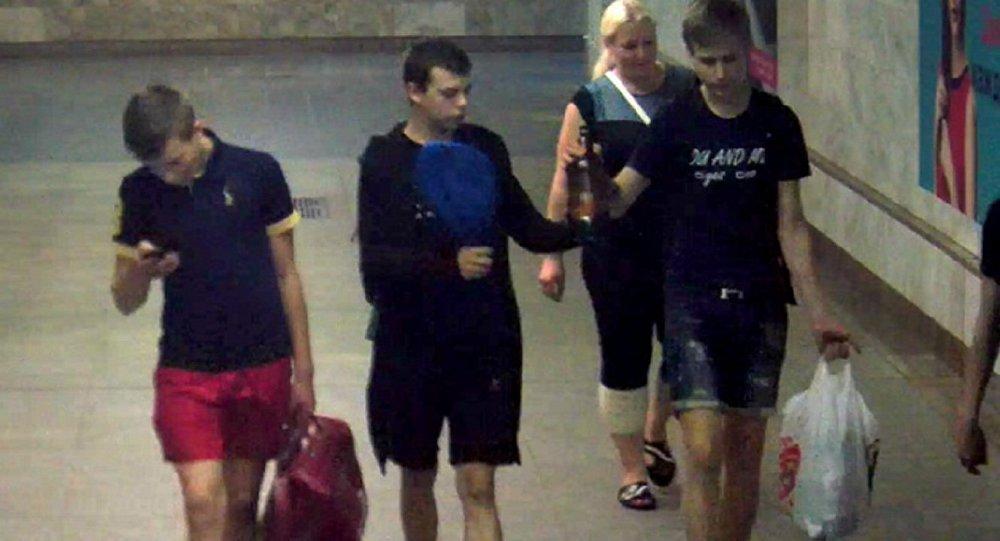 ВМинске молодые люди избили втроллейбусе пожилого мужчину