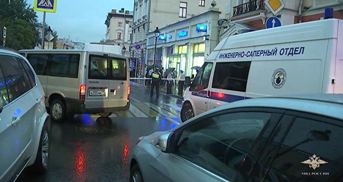 ВБрюсселе вооруженный мужчина захватил нескольких заложников всупермаркете