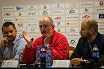Главный тренер хоккейной сборной Беларуси Дэйв Льюис