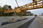 Строительство 2-й кольцевой дороги
