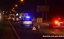 ДТП в Бресте со смертельным исходом
