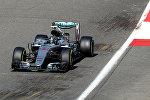 Пилот Мерседеса немец Нико Росберг победил в квалификации 13-го этапа чемпионата Формулы-1 Гран-при Бельгии