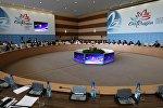 Ключевая сессия Будущее Азиатско-Тихоокеанского региона. Территории опережающего развития и свободный порт Владивосток на карте инвестиционных зон в АТР в рамках Восточного экономического форума